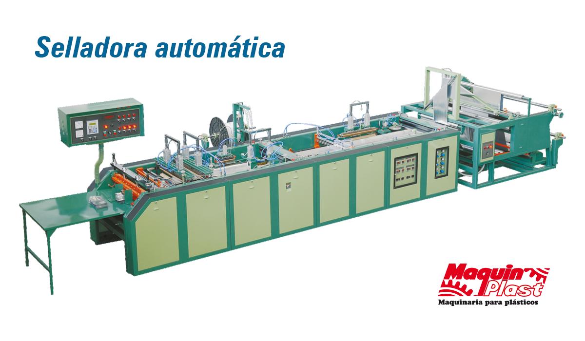 Selladora automática - ZAS70