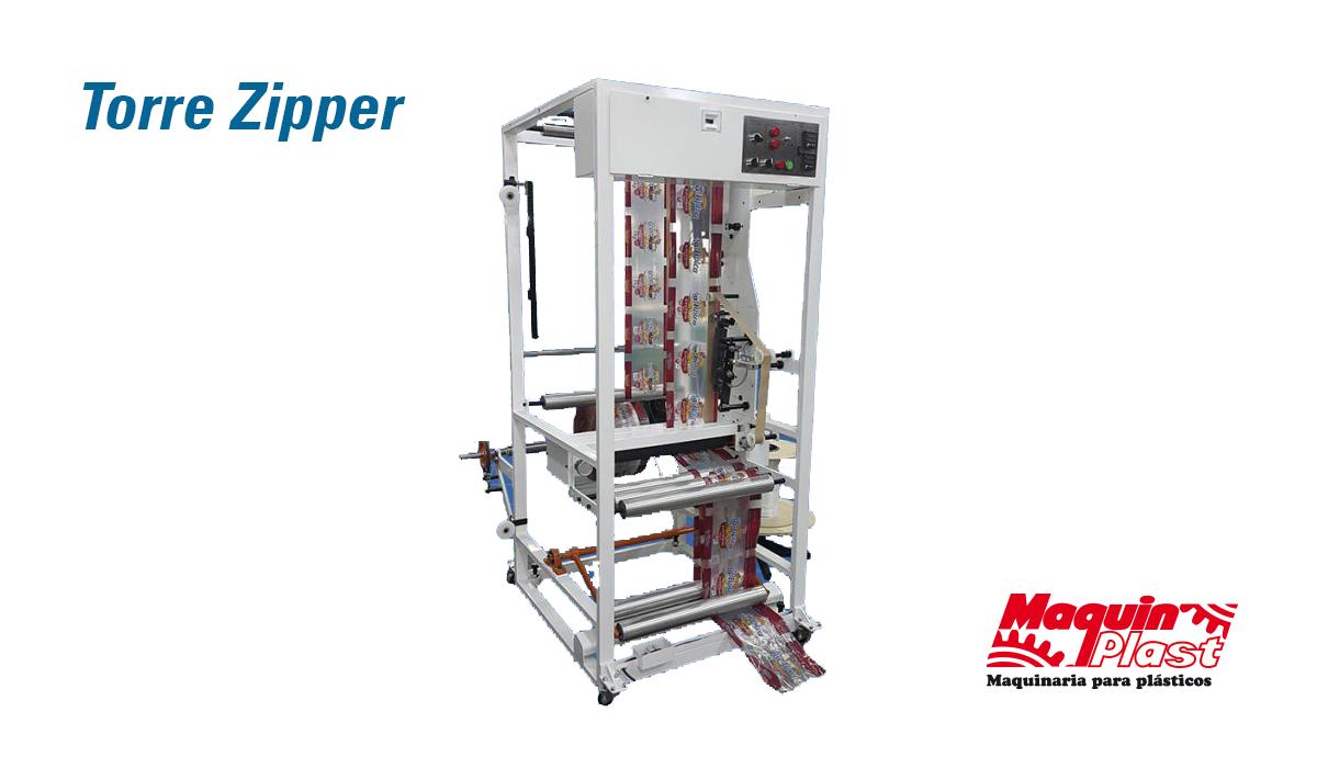 Torre aplicadora de Zipper